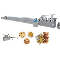 Automatic biscuit/Pet biscuit Processing line