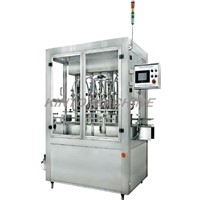 Automatic bottle filling machine for water,juice,oil,shampoo