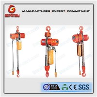 BEFANBY crane box electric anti-explosion block hoist