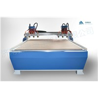 BH-F2030-8 multi-spindles woodworking engraving machine