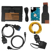 BMW ICOM A2+B+C Diagnostic Programming tool with 2014.11 English Software HDD