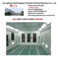 BZB-8400 Auto Painting&Drying Spray Booth