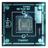 B/W CMOS Camera Board with Low power consumption/Lightning protection/Low current
