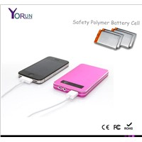 Backup batteries 6000mAh for iPhone/iPod/Smartphone(YR060)