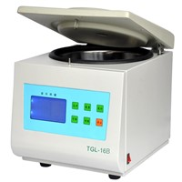 Bench Top High Speed Centrifuge