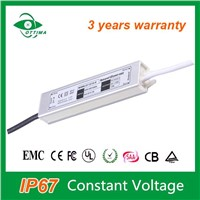 Best selling 45W 24V waterproof Led Strip light driver