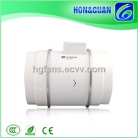 Big Air Flow Low Noise Duc Fan in Industrial Air Conditioners