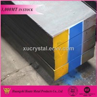 Black surface steel bar D2 in stock