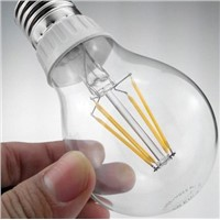 COB 3w 5w 7w 9w dimmable led globe bulb 360D dimmable led filament bulbs