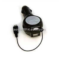 Car Charger for Nokia, Samsung and Other Smartphones with 1A Output