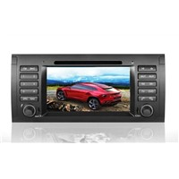 Car DVD player with GPS for BMW X5/E53/E39