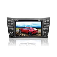 Car DVD player with GPS for Mercedes-Benz Class-E W211