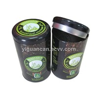 Coffee box, coffee case, coffee can, metal coffee case,coffee  Jar from Golden Tin Co.,Limited