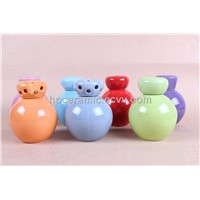Color Ceramic Diffuser Bottle