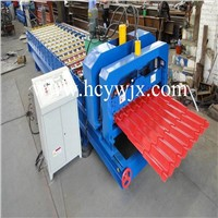 Colorbond roof panel roll forming machine