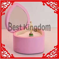 Colorful Dancing Ballerina Music Box Songs Gift For Lover Children