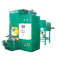 Concrete Tile Making Machinery (ZCW-120)