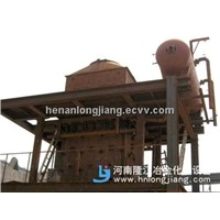 Copper blast furnace,copper smelting furnace,lead and copper metallurgical complete equipment