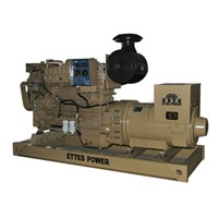 Cummins Marine Generating Set