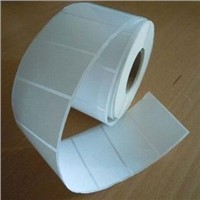 Custom High Quality Die Cut Roll Blank Label