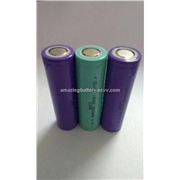 Cyclindrical Lithium ion 18650 / 26650 Cells