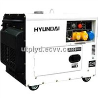 DHY6000SE Silent diesel Generator, Ideal for backup, 5.2kw