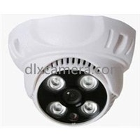 DLX-DIE series 700TVL SONY CCD indoor IR array dome camera