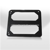 Die Cut Foam Rubber Parts Rubber Seal Rubber Products