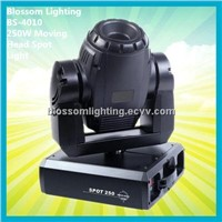 Disco Demo 250W Moving Head Spot Light (BS-4010)