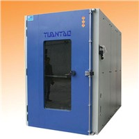 Dust resistance test chamber
