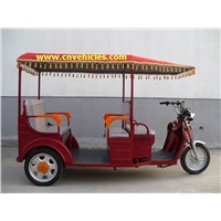 Electric Tricycle/Electric Rickshaw/Three Wheelers for Passengers (YUDI3388)