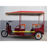 Electric Tricycle/Electric Rickshaw/Three Wheelers for Passengers (YUDI-3388)
