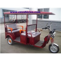 Electric Tricycle/Electric Rickshaw/Three Wheelers for Passengers (Yudi-ET13088)