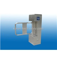 Electronic Vertical Slim Swing Barrier Gate for Access Control KT213