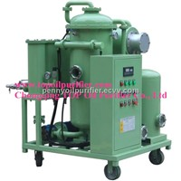 Engine Oil Recycling Machine with super ability to dewater and degas