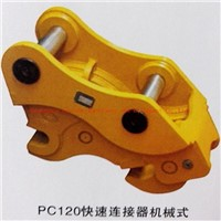 Excavator Quick Coupler Quick Hitch Coupler Excavator Ripper