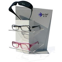 Eyewear Showing glasses holder display stand