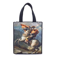 Famous art paintings bags