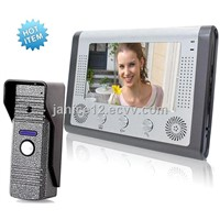 Fashionable and Luxury Video Door Phone with Color Screen