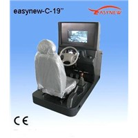 Favorable price vehicle driving simulator for sale