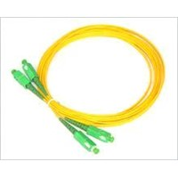 Fiber Optic Patch Cord WPC-SC/APC-SM-DC
