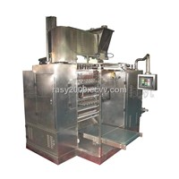 Four side sealing powder packing machine|multi-lane milk powder packing machine
