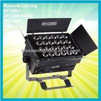 Full Color 24*12W 4IN1 LED Cast Light (BS-2404)