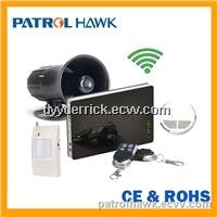 GSM Home Alarm System PH-G1