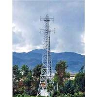 Galvanized steel Towers,Lattice Towers