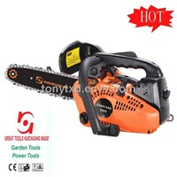 Gasoline Chainsaw 25.4cc with CE GS Certificate