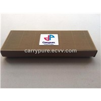 Gift box, made of corrugated paper
