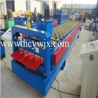 HC35 Metal roofing sheet roll forming machine