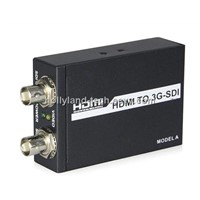 HDMI to 3G SDI converter with SRC function