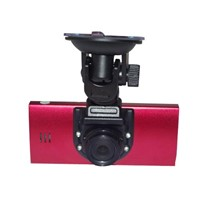 HD Dual Lens Car DVR Camera With G-Sensor DVR-SC01